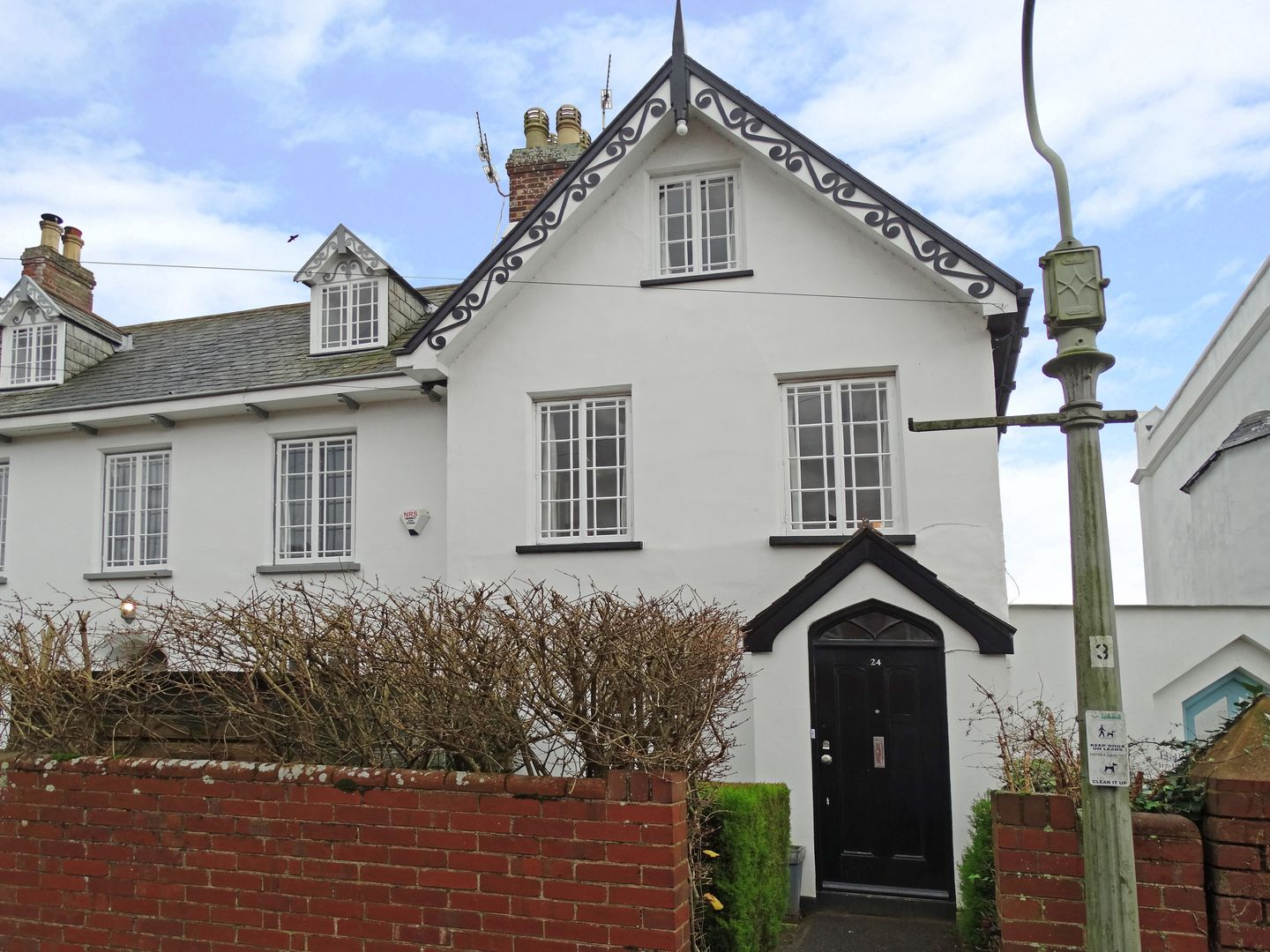 Holiday Cottage Reviews for 24 Victoria Road - Self Catering in Topsham, Devon