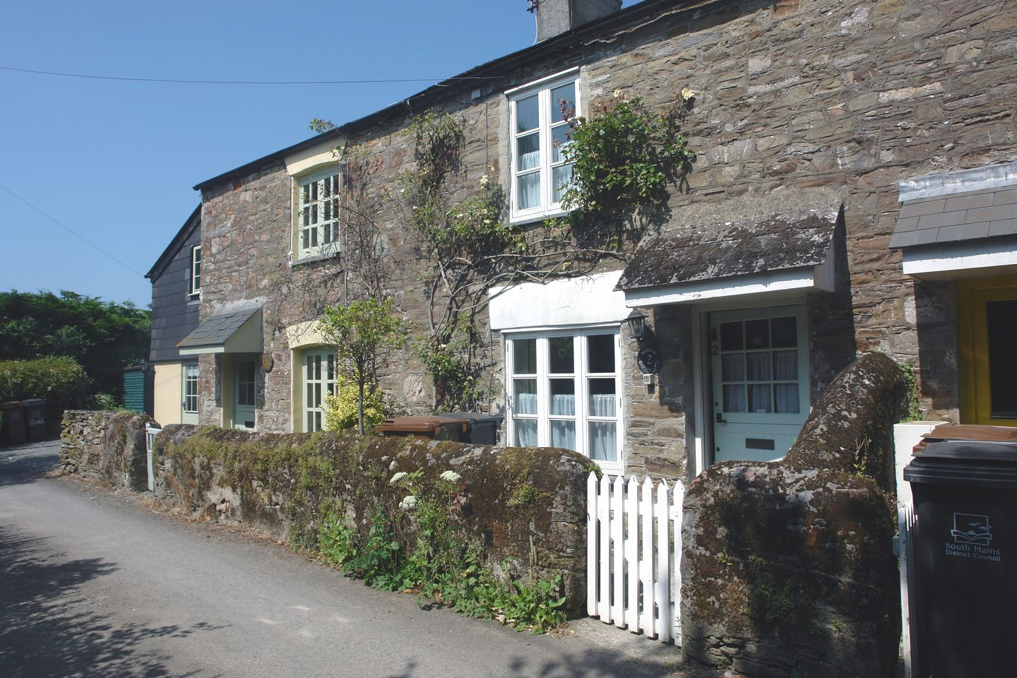 Holiday Cottage Reviews for 2 Middle Gabberwell - Self Catering in Kingsbridge, Devon
