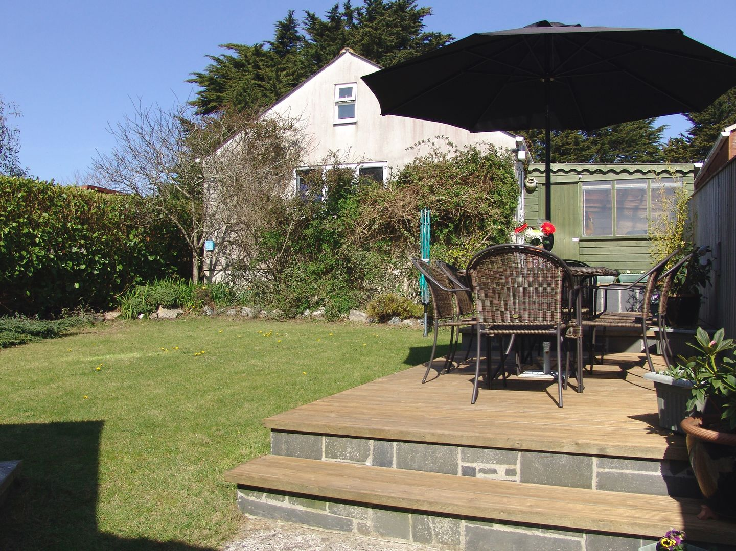 Holiday Cottage Reviews for 7 Park Road - Self Catering Property in Fowey, Cornwall inc Scilly