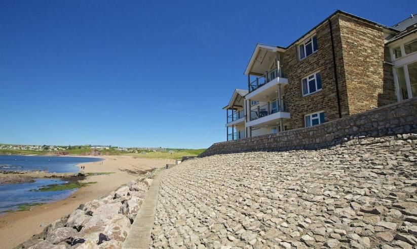 Holiday Cottage Reviews for Apartment 4 - Cottage Holiday in Thurlestone, Devon