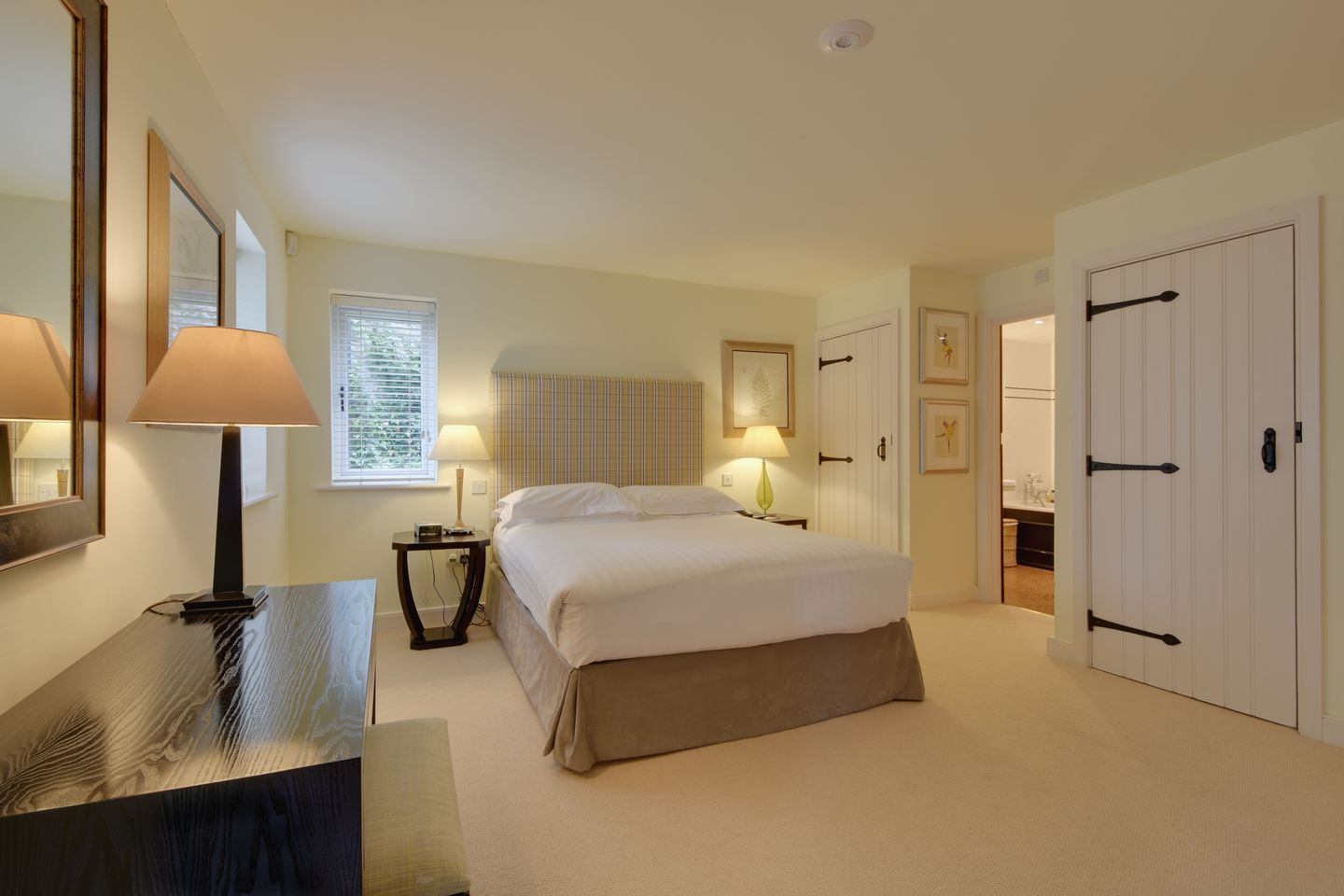 Armstor Bovey Castle North Bovey Double Bedroom