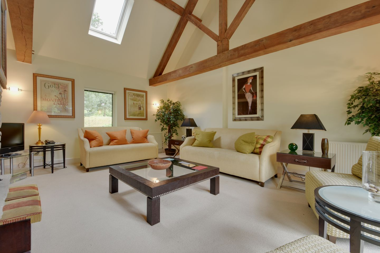 Armstor Bovey Castle North Bovey Lounge Sofas And Tv