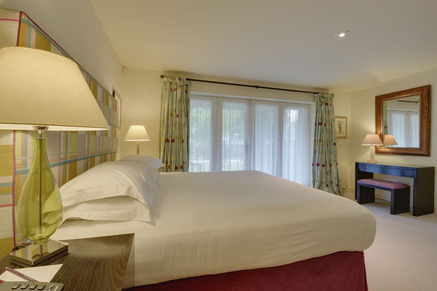 Armstor Bovey Castle North Bovey Second Double Bedroom