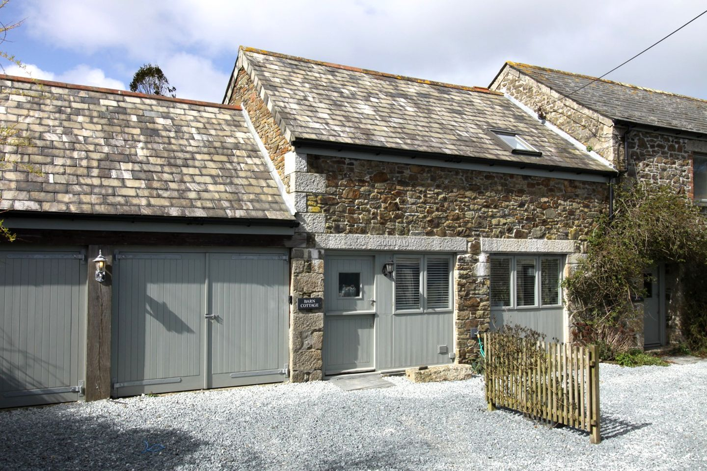 Holiday Cottage Reviews for Barn Cottage - Self Catering Property in Trelights, Cornwall inc Scilly