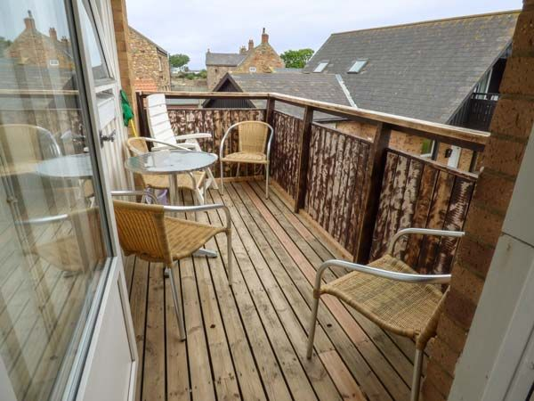 Bay View Holiday Cottage Beadnell11