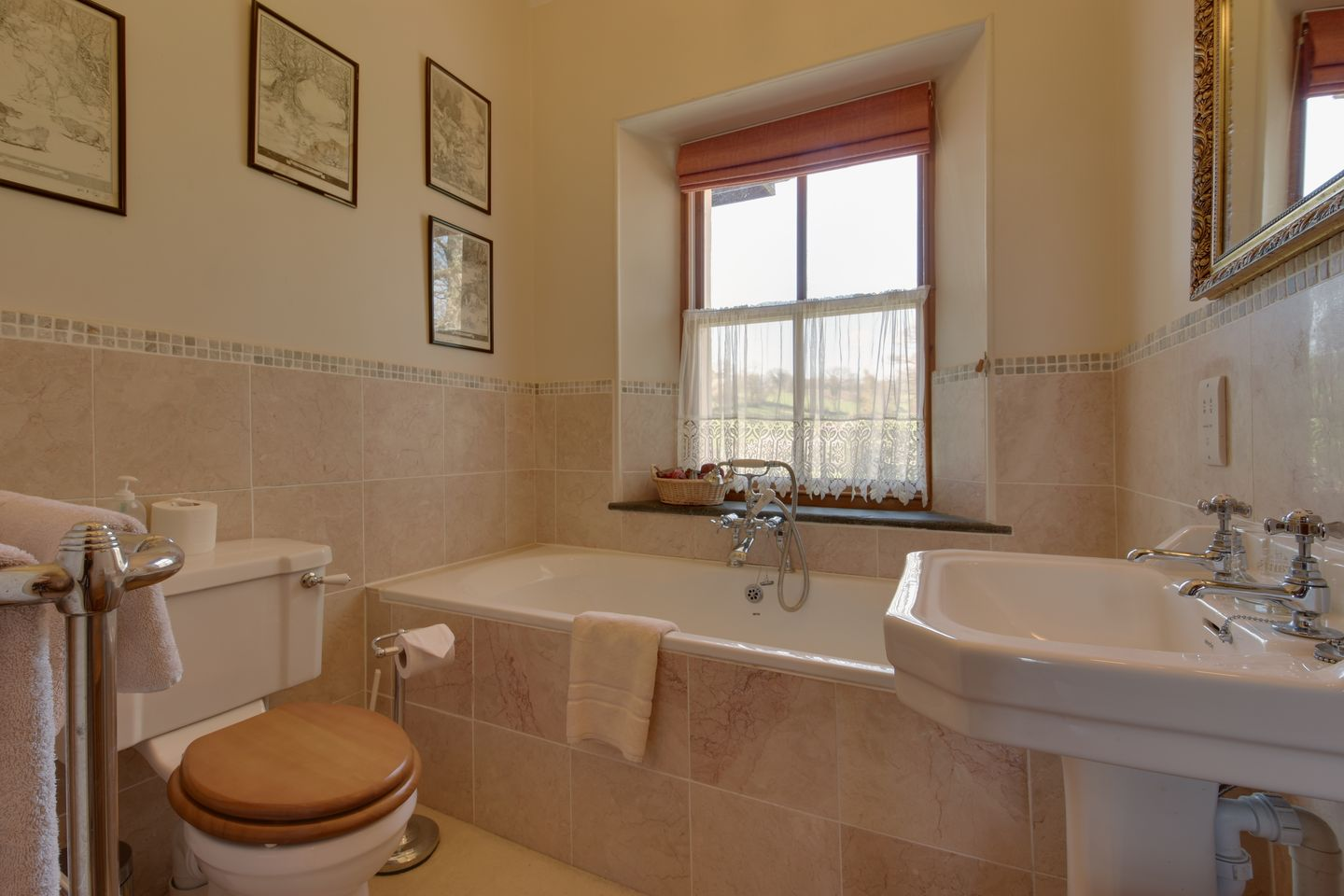 Beechlands Chagford En Suite Bathroom