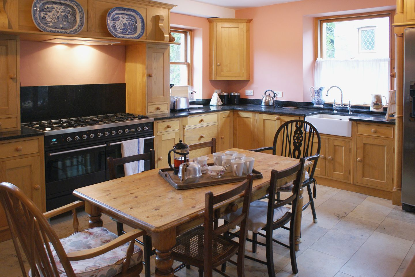 Beechlands Chagford Kitchen