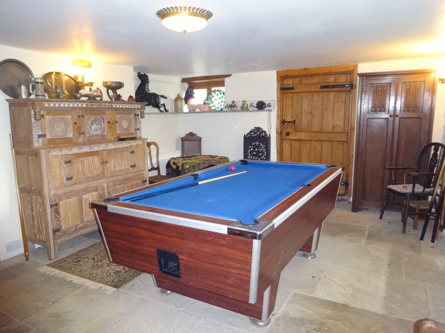 Beechlands Chagford Pool Room