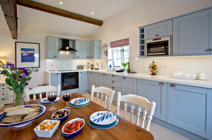 Bellcottage Sidmouth Devon Kitchendiner