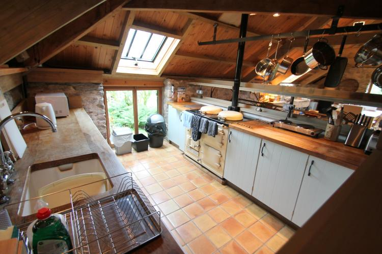 Bentwitchen Barn Cottage North Molton12