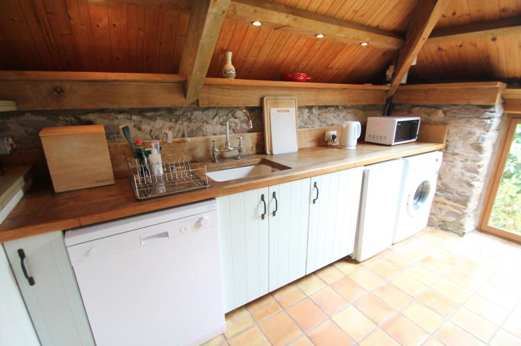 Bentwitchen Barn Cottage North Molton13