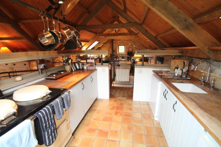 Bentwitchen Barn Cottage North Molton18