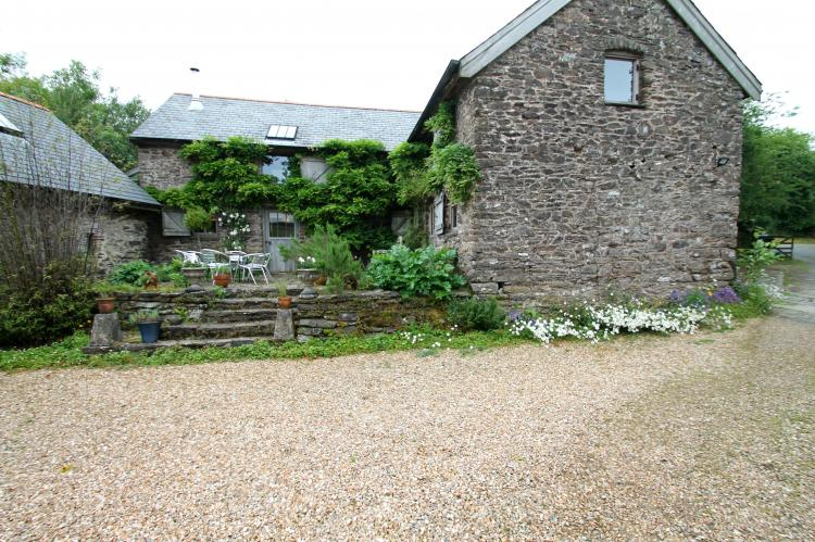Bentwitchen Barn Cottage North Molton19