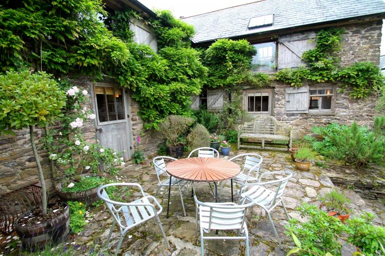 Bentwitchen Barn Cottage North Molton20