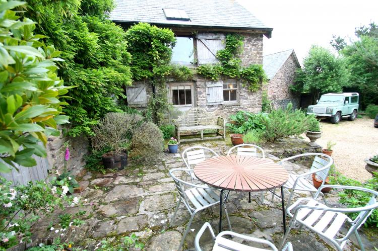 Bentwitchen Barn Cottage North Molton21