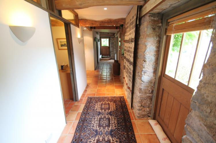 Bentwitchen Barn Cottage North Molton3