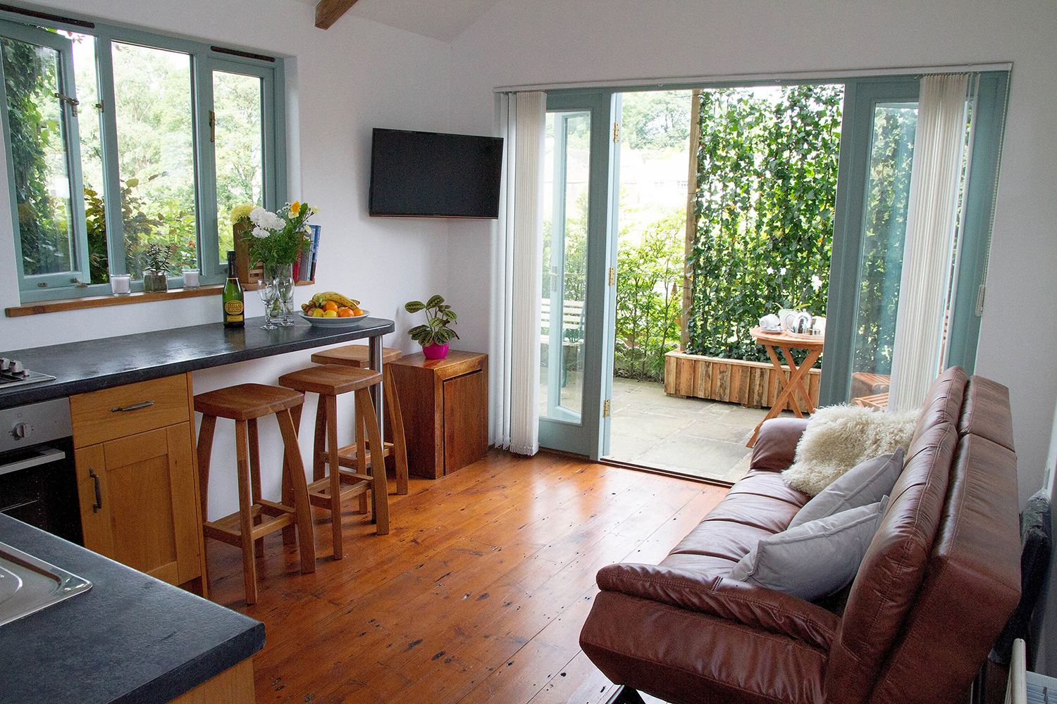 Holiday Cottage Reviews for The Beech Hut - Cottage Holiday in Ilfracombe, Devon