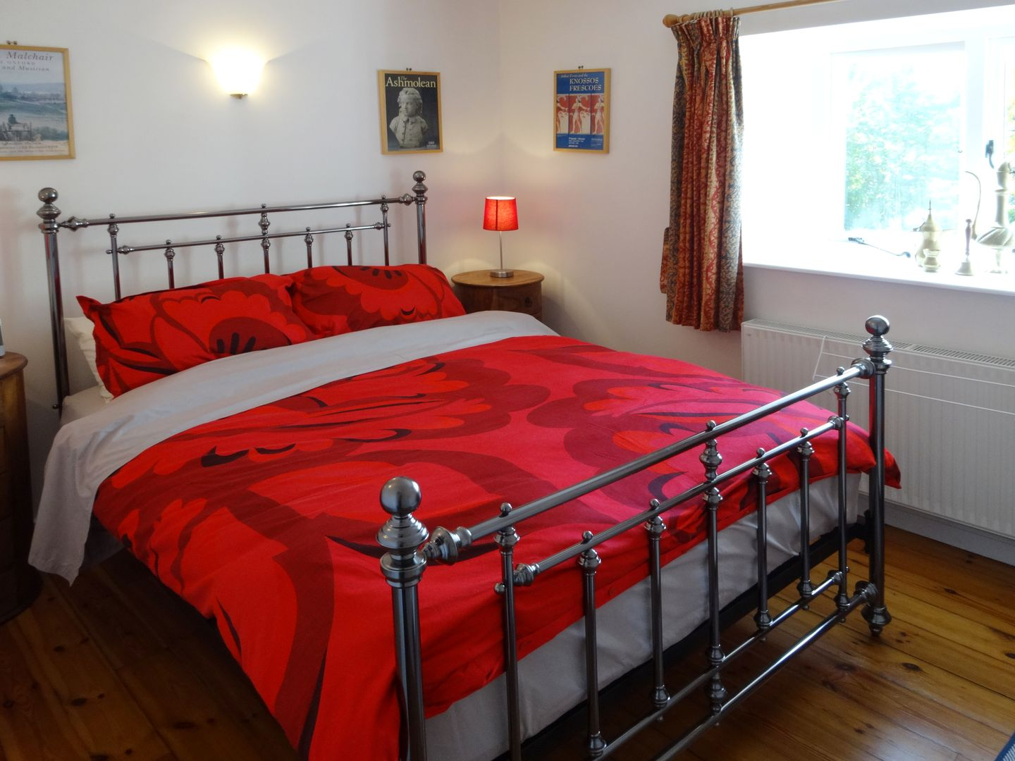 Blacksmith Barn Horrabridge Double Bedroom