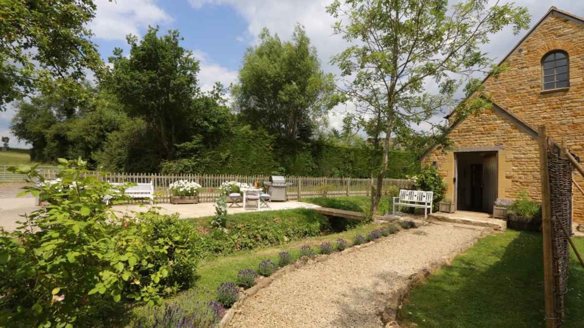 Holiday Cottage Reviews for Bledington Barn - Holiday Cottage in Bourton On The Water, Gloucestershire