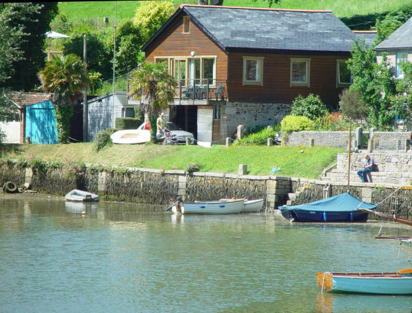 Holiday Cottage Reviews for Bosoljack - Holiday Cottage in Port Navas, Cornwall inc Scilly