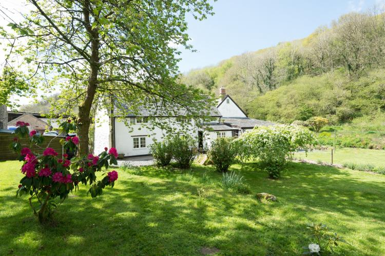 Holiday Cottage Reviews for Bratton Mill Cottage - Cottage Holiday in Barnstaple, Devon