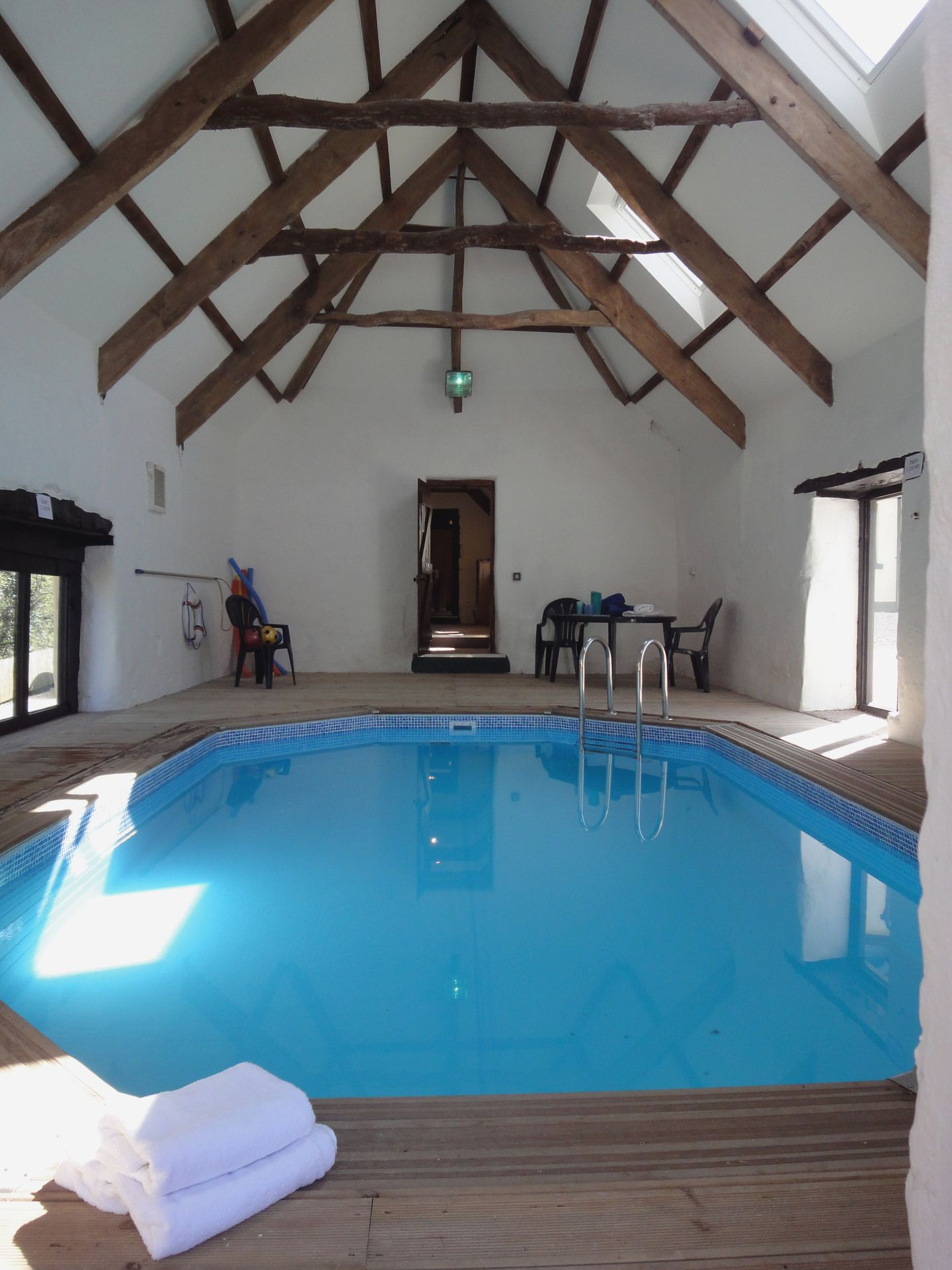 Carthorse cottage luton devon cottage holiday reviews for Holiday cottages with swimming pools uk