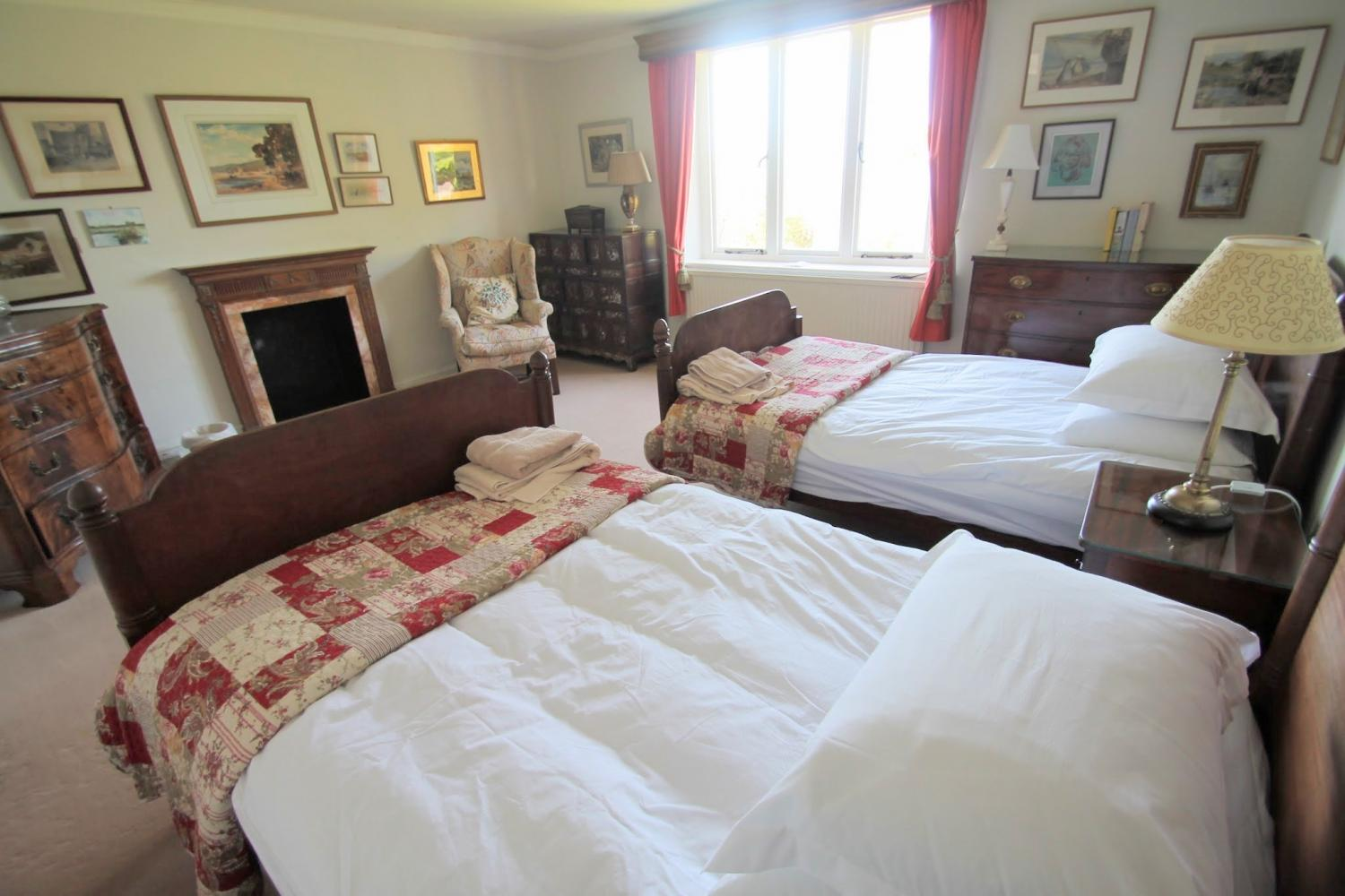 Chapel Knap Holiday Cottage In Porlock Weir10