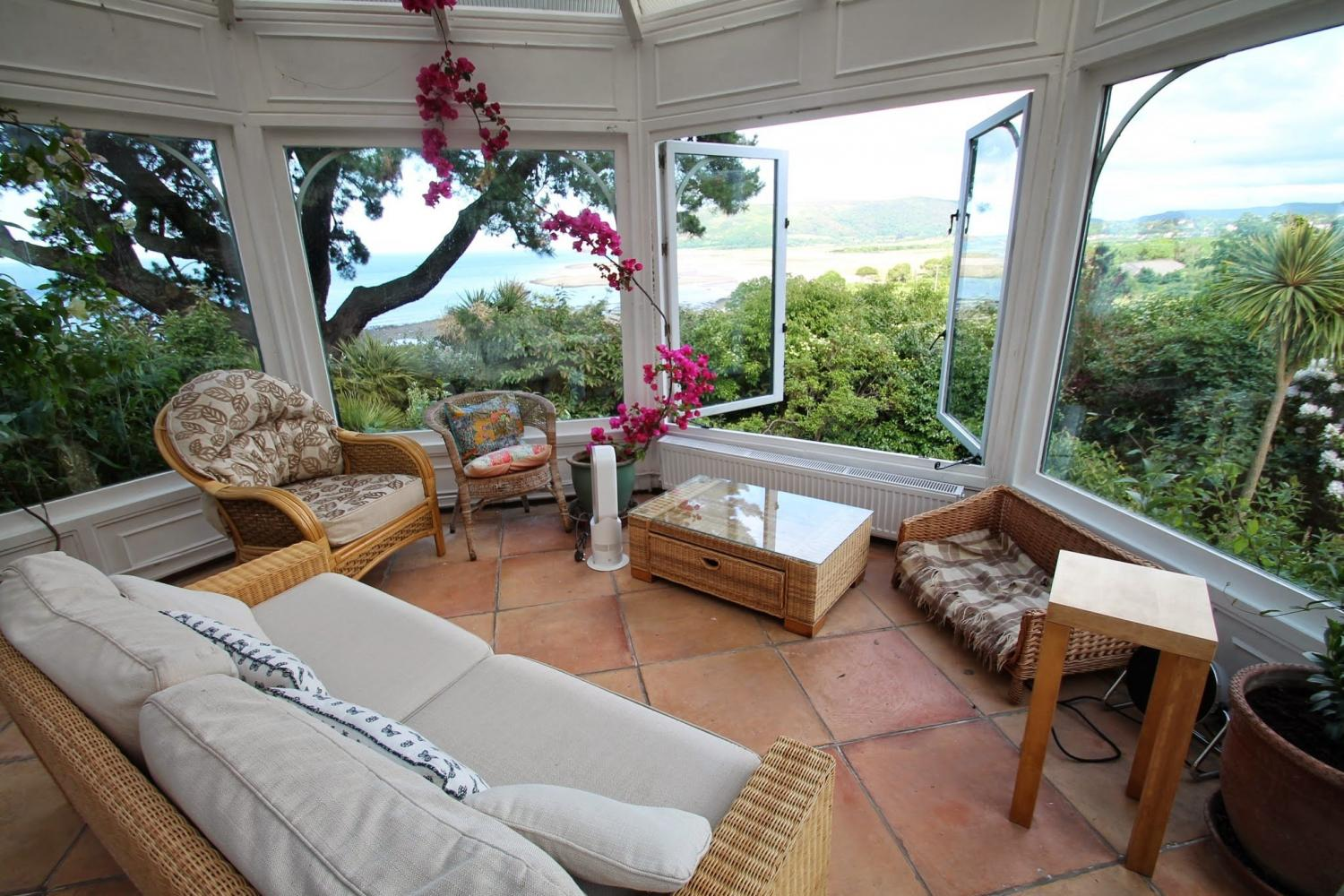 Chapel Knap Holiday Cottage In Porlock Weir11
