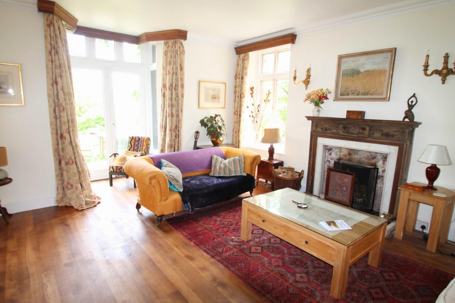 Chapel Knap Holiday Cottage In Porlock Weir12