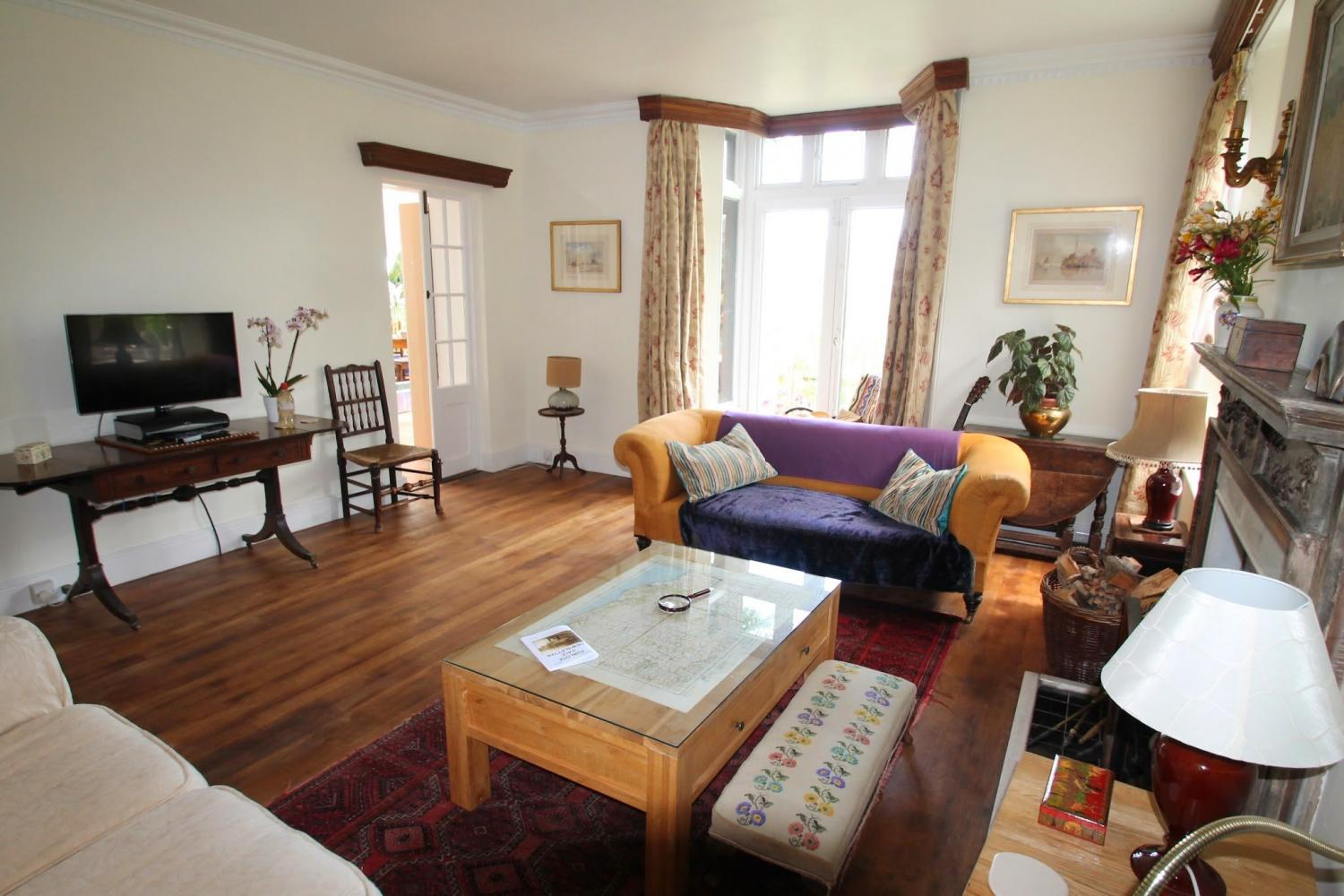 Chapel Knap Holiday Cottage In Porlock Weir13