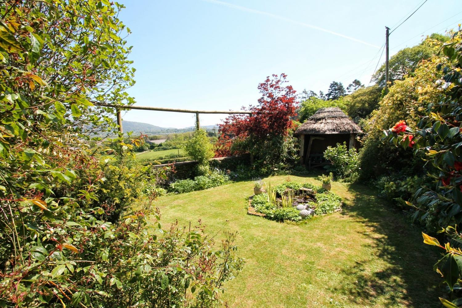 Chapel Knap Holiday Cottage In Porlock Weir19