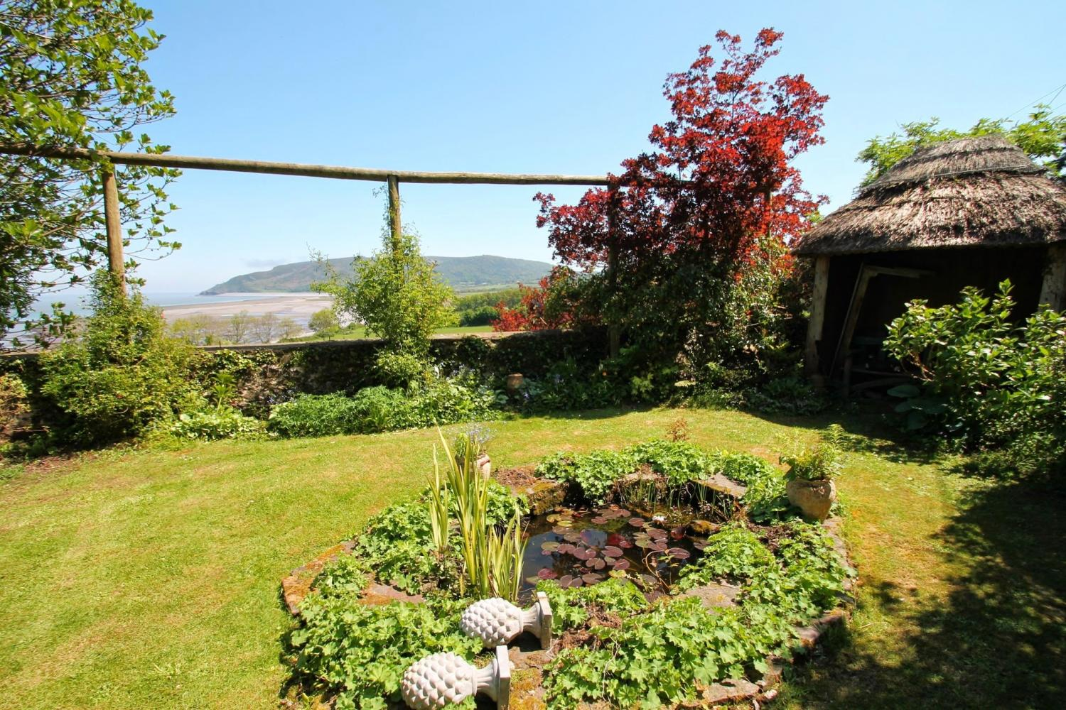 Chapel Knap Holiday Cottage In Porlock Weir20