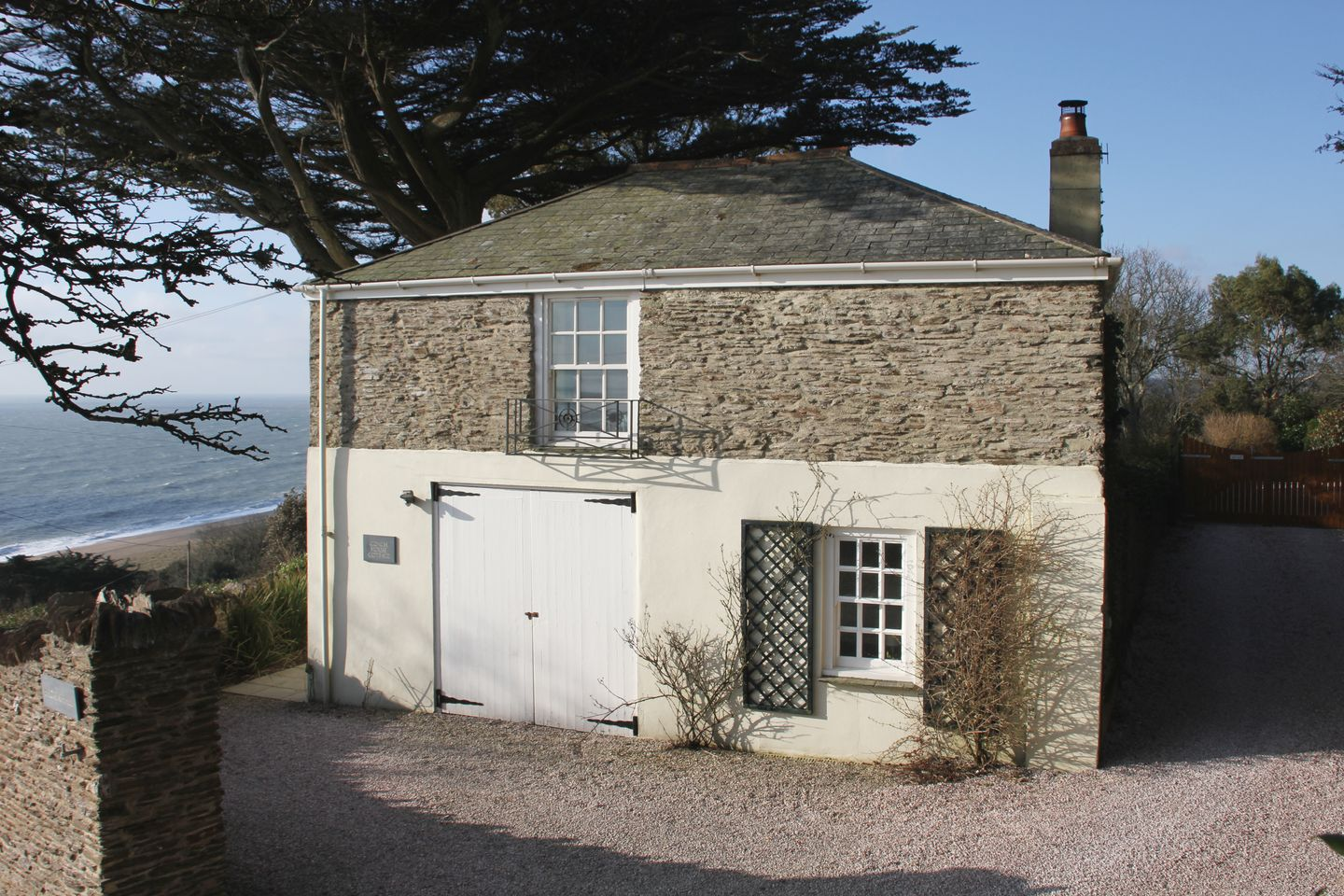 Holiday Cottage Reviews for Coach House Cottage - Cottage Holiday in Strete, Devon