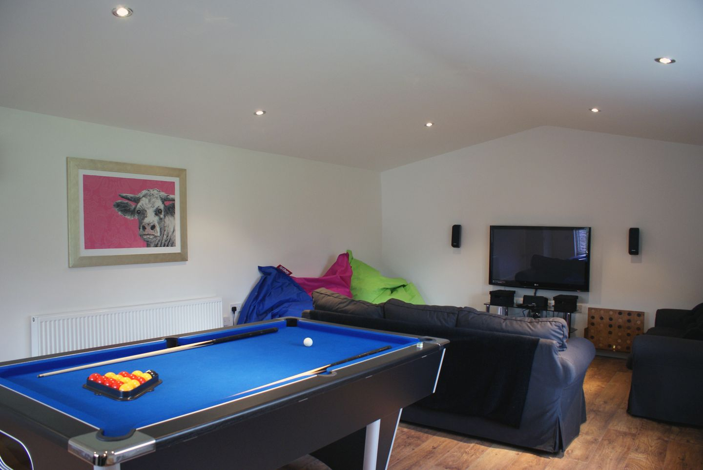 Compton House Games Room