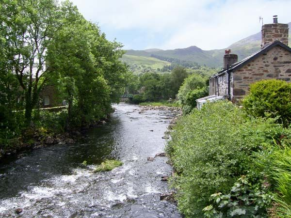 Holiday Cottage Reviews for Copper Miner's Cottage - Cottage Holiday in Beddgelert, Gwynedd