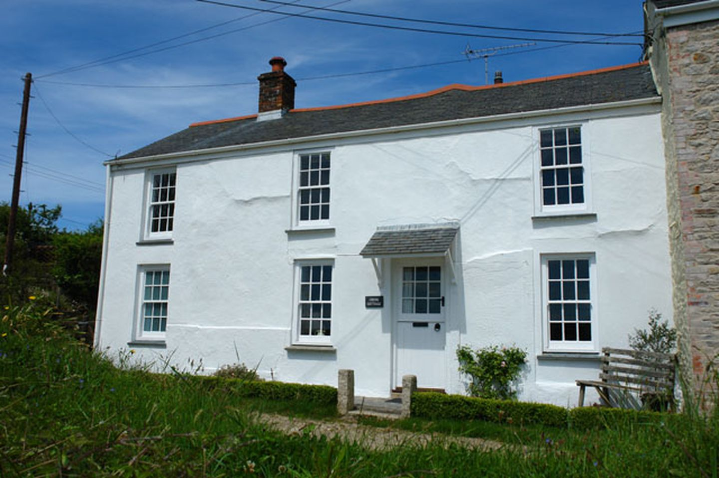 Holiday Cottage Reviews for Creek Cottage - Holiday Cottage in Port Navas, Cornwall inc Scilly
