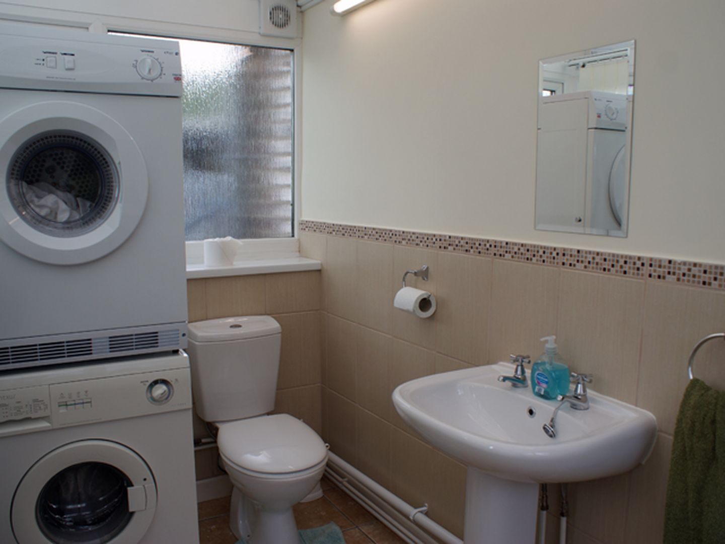 Dial House Cottage Chagford Toilet And Washroom