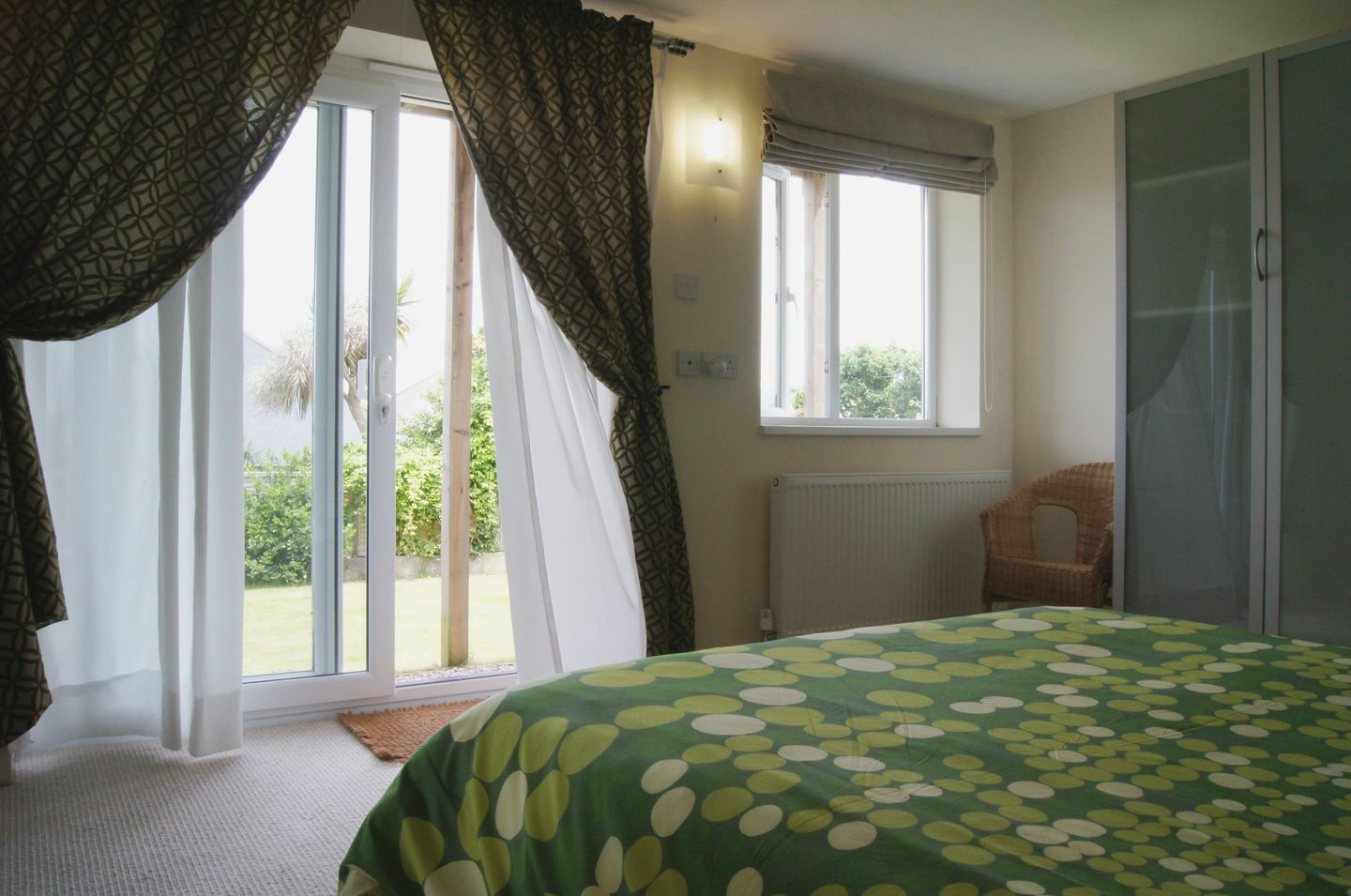 Firm Anchor Salcombe Double Bedroom