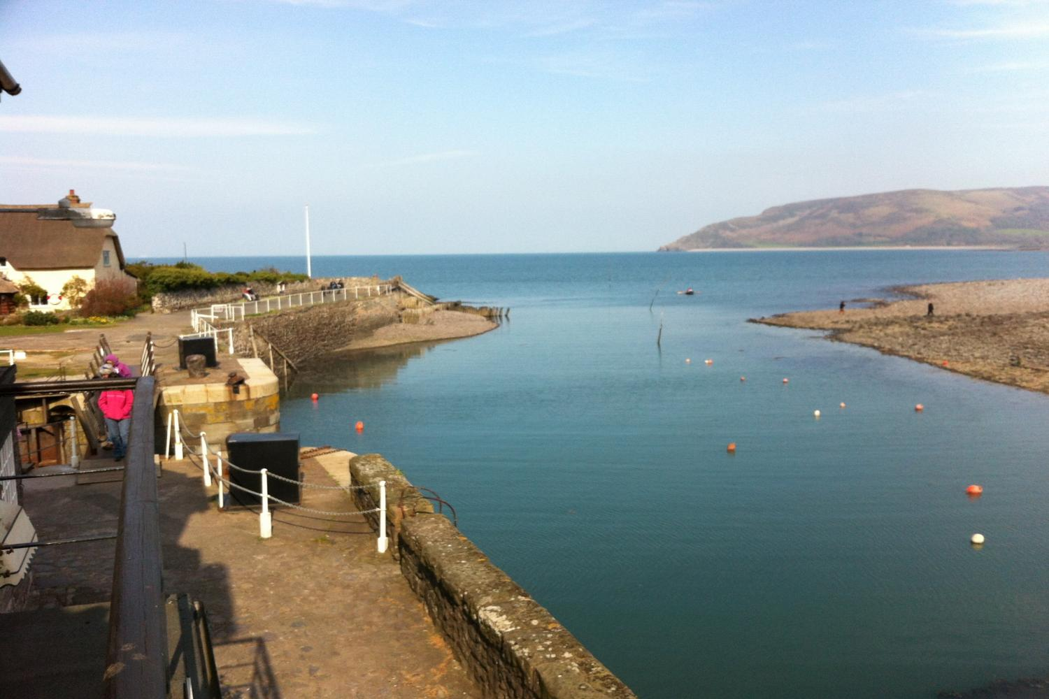Harbour House Apartment Porlock Weir2
