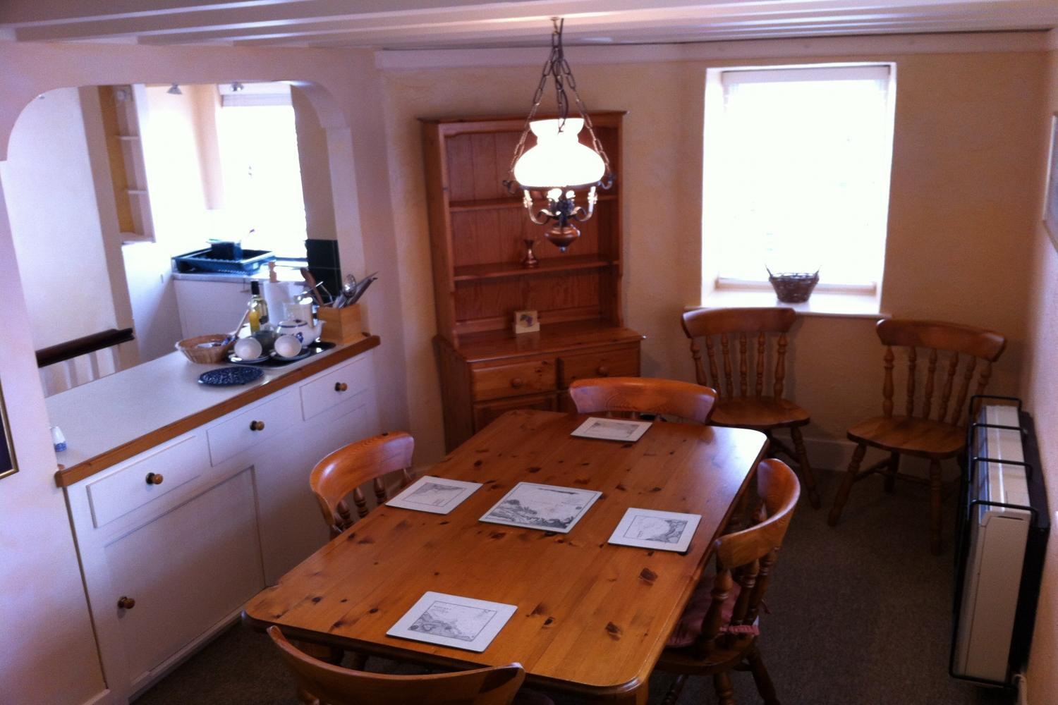 Harbour House Apartment Porlock Weir3