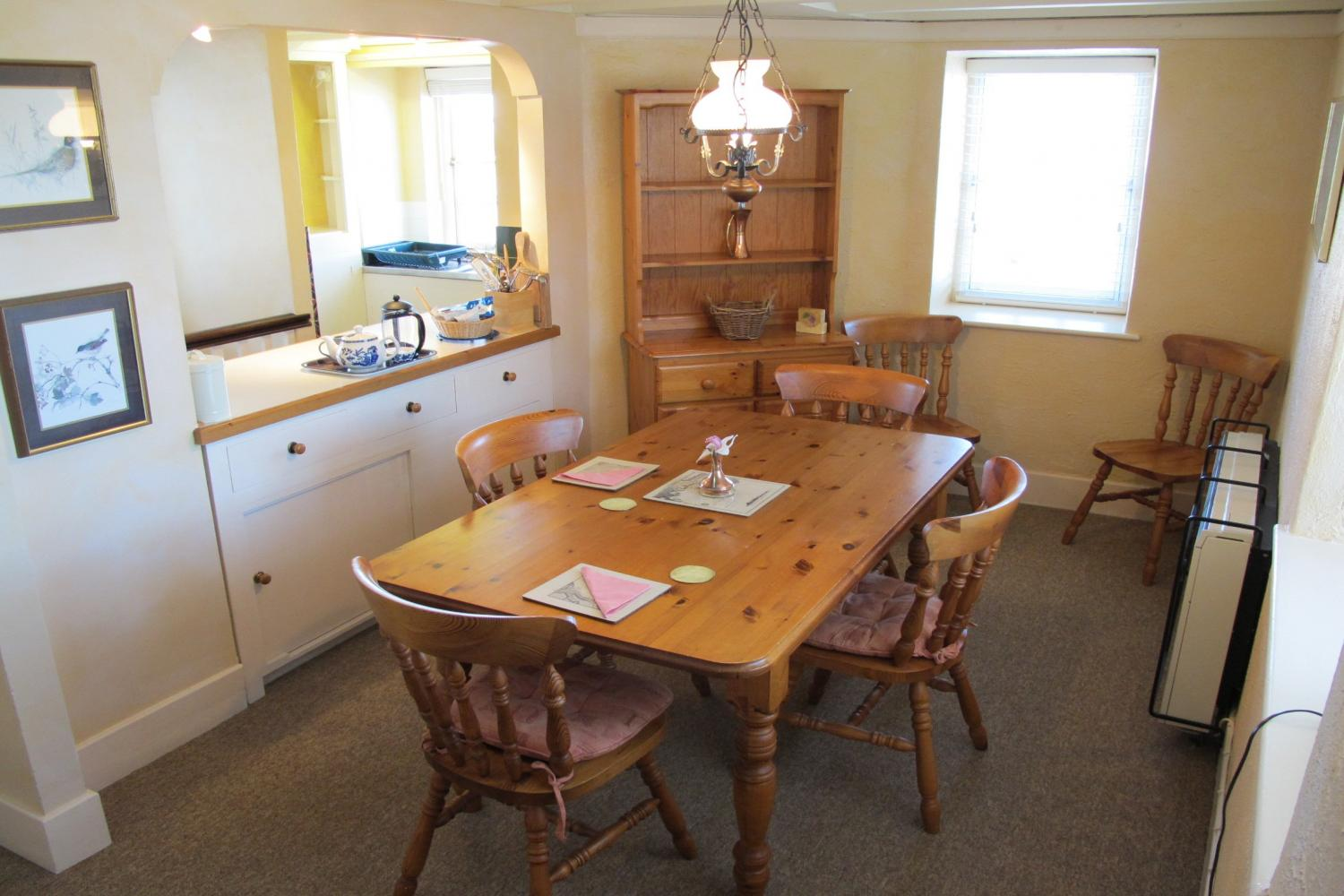 Harbour House Apartment Porlock Weir5