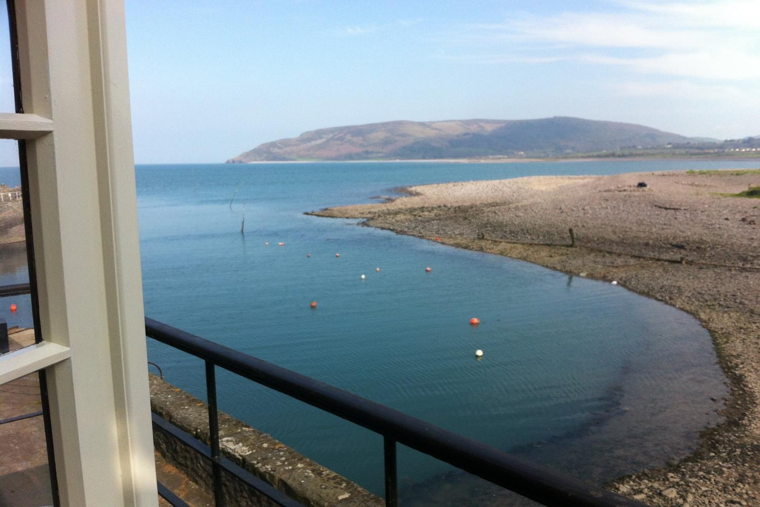 Harbour House Apartment Porlock Weir7