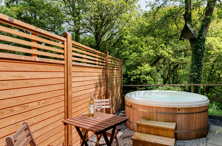 Holiday Cottage Reviews for Hillside at Gara Mill - Holiday Cottage in Slapton, Devon
