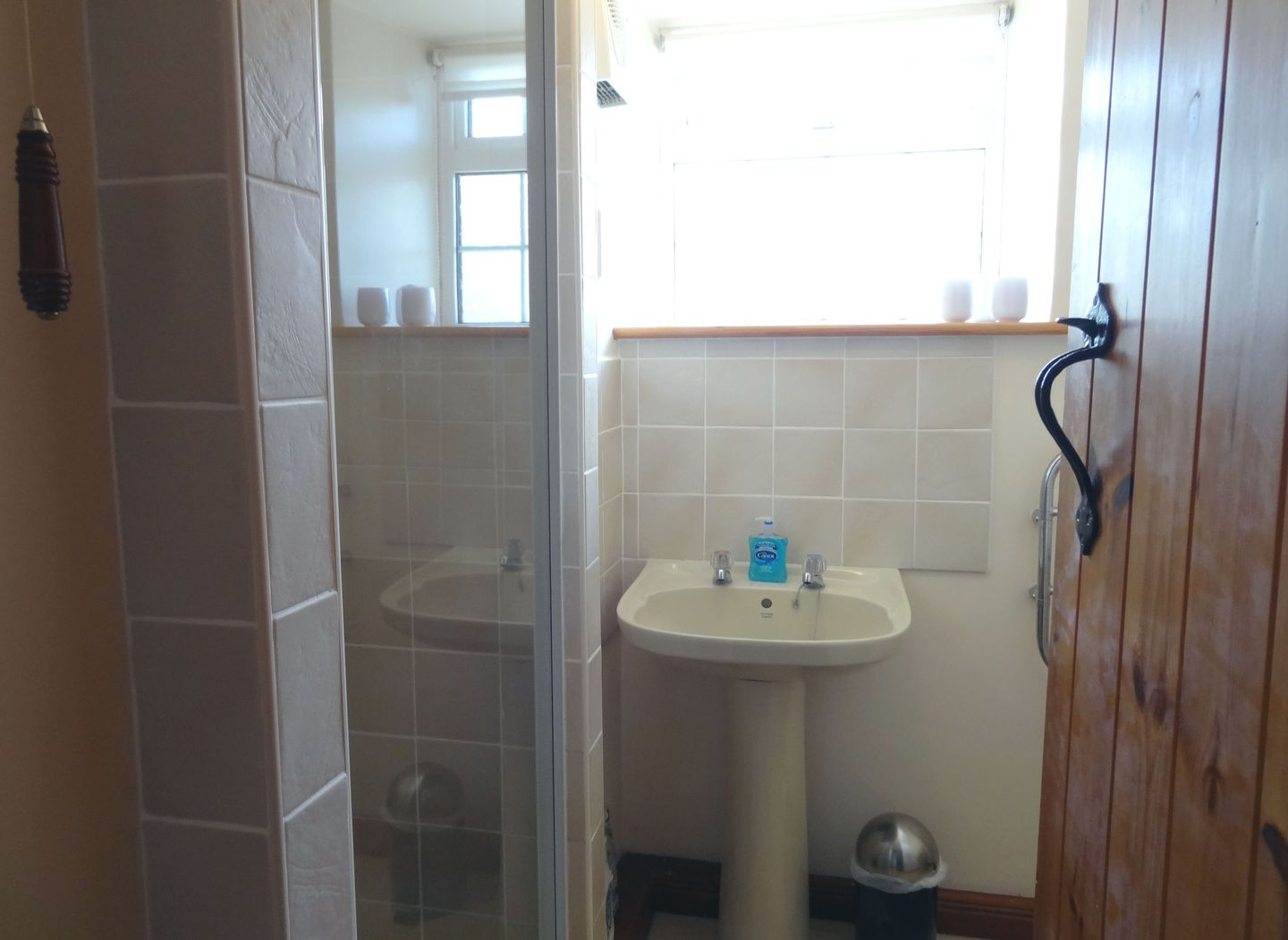 Hobb Cottage Pelynt Shower