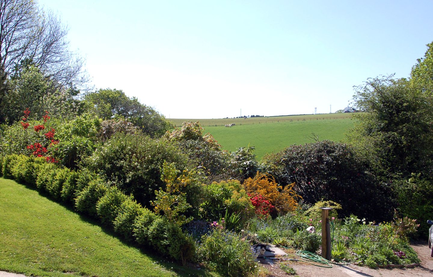 Hole Barn St Neot Cornwall Inc Scilly Holiday Cottage
