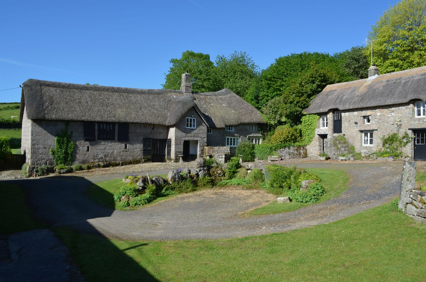 Holiday Cottage Reviews for Hole Farm - Self Catering Property in Chagford, Devon