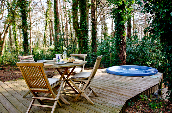 Holiday Cottage Reviews for Hunters Lodge, 2 Indio Lake - Holiday Cottage in Bovey Tracey, Devon