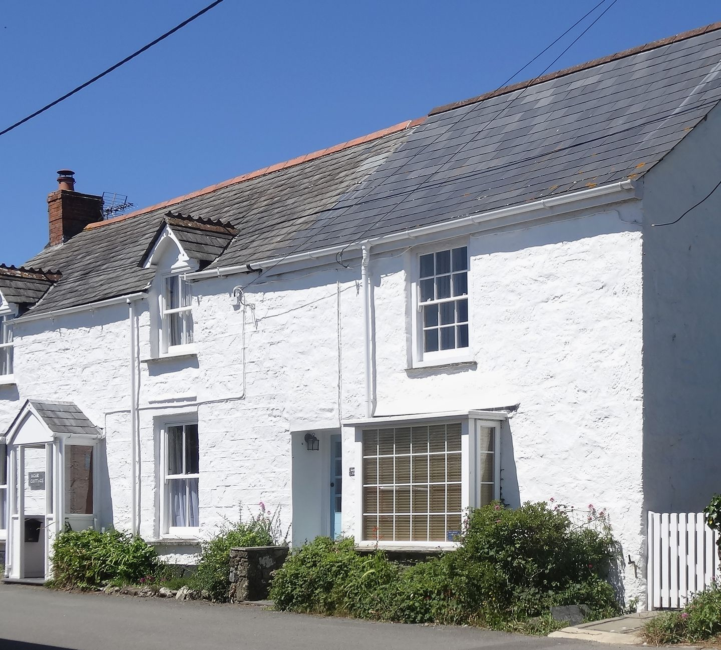Holiday Cottage Reviews for Kammneves Cottage - Holiday Cottage in Trelights, Cornwall inc Scilly