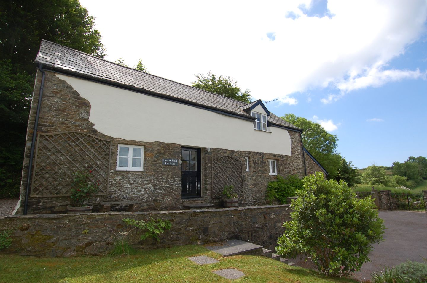 Holiday Cottage Reviews for Lower Well Cottage - Self Catering Property in Ugborough, Devon