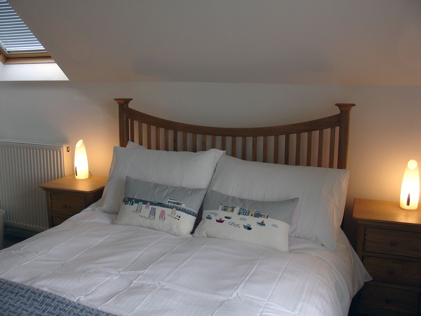 Ley Park Welcombe Double Bed